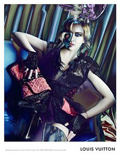 Madonna for Louis Vuitton Fall 2009