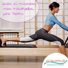 #AcquariusFitness Pilates, quais os músculos mais trabalhados. O Pilates é uma das atividades físicas mais populares que temos hoje em dia. Veja mais em http://www.acquariusfitness.com.br/blog/pilates-quais-os-musculos-mais-trabalhados/  #VenhapraAcquariusFitness #VamosFazerPilates #PratiqueSaude