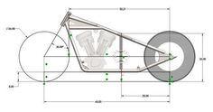 Rigid Sportster Frame Plans