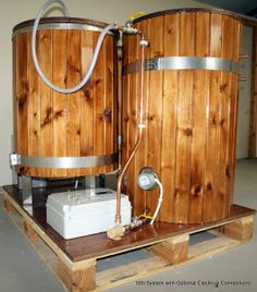 Pallet Brew - a complete brewery ON A PALLET!