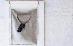 Ompele oveen ripustettava pyykkipussi – helppo ja näppärä!