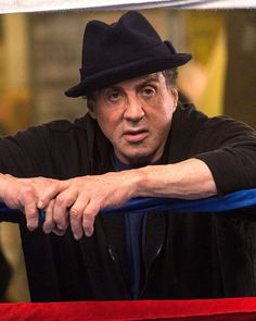 Sylvester Stallone was nominated on Thursday for his role as Rocky in Creed.