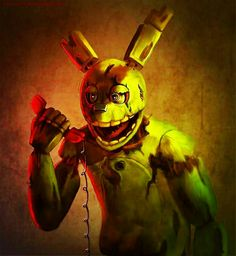 No! This is Springtrap!
