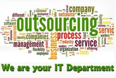 Why outsource your IT department