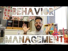 Teacher Tips- let's talk behavior management (Vlog 284) - YouTube