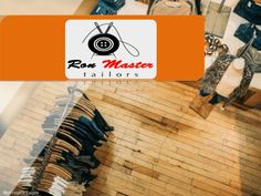 Custom Tailor in Singapore | Suits| Pants| Shirts Ron Master Tailors is one of the bespoke custom tailor in Singapore which is dedicated to style and made custom clothes like suits, shirts, pants for both men and ladies.