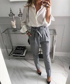 Interview outfit 2018