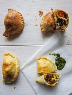 Empanadas, 3 Füllungen