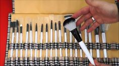 Çin Malı Ucuz Makyaj Fırça Seti - aliexpress 10 $
