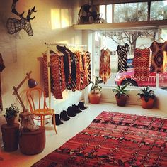 awesome clothing store