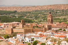 Place: #Guadix, #Granada / #Andalucía, #Spain. Photo by Traveler.es