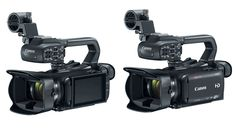 Unveiled: Canon XA30 and XA35 Compact Professional Camcorders