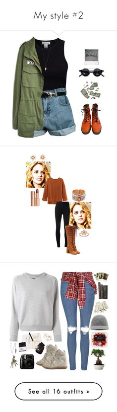"""""""My style #2"""" by lbfashion36 ❤ liked on Polyvore featuring Estradeur, House of Holland, Retrò, Dr. Martens, Eloquii, xO Design, Polaroid, cheys80kgiveaway, Charlotte Tilbury and Betsey Johnson"""