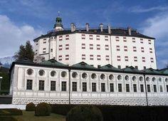 Ambras Castle in Innsbruck