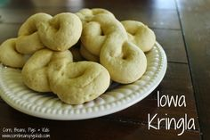 Celebrate your heritage and Mother's Day with Iowa Kringla