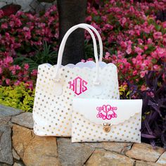 We LOVE these new products from  marleylilly.com!
