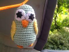 Garnkusserne   Lækre hækleopskrifter / DIY til dig, hjemmet og baby  : Lidt nostalgi og hæklede barnevognskæder