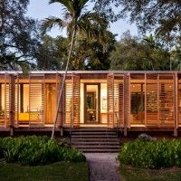 An Architect's Own Tropical Refuge In Miami | CONTEMPORIST