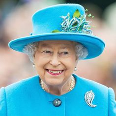Queen Elizabeth II turns 91 today! In honor of the royal's birthday scroll through for her most colorful looks. : @gettyimages  via INSTYLE MAGAZINE OFFICIAL INSTAGRAM - Fashion Campaigns  Haute Couture  Advertising  Editorial Photography  Magazine Cover Designs  Supermodels  Runway Models