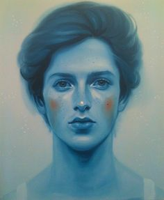 THE EARLY RISER (oil on canvas, 2012) by OCAD U alumnus Kris Knight http://kriscknight.blogspot.ca/