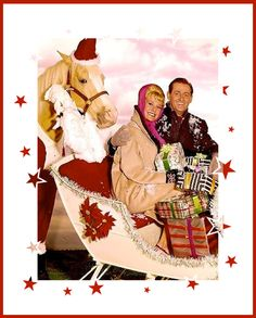 Mister Ed (1961-66, CBS) — starring Alan Young & Connie Hines as 'Wilbur & Carol Post' and Allan Lane as the voice of Mister Ed