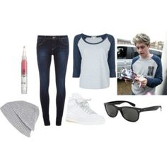 Niall girl version