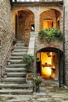 "architecturia: "" Tuscany - Italy amazing architecture design """