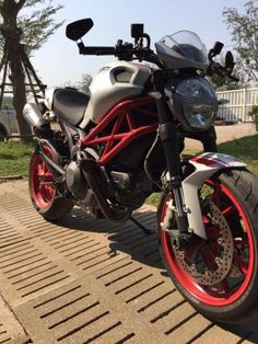 มอเตอร์ไซค์มือสอง Ducati Monster S2R TI ปี 2015