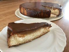 Twix cheesecake – Judoka Margriet Bergstra Pudding, Desserts, Food, Meal, Custard Pudding, Deserts, Essen, Hoods, Dessert