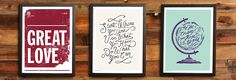 Shop for a Cause | Sevenly Prints and Products for Good