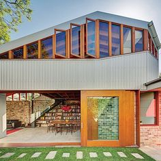 Cowshed House - Glebe, Sydney - Carterwilliamson Architects