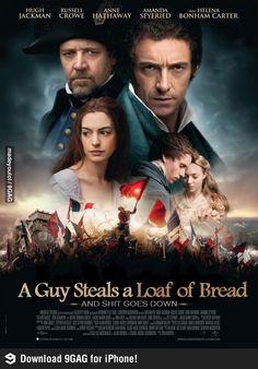 Les Misérables, in a nutshell...