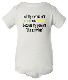 Funny gender neutral Onesie by SouthernRootsBoutiq on Etsy