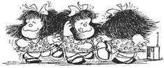 Resultado de imagem para mafalda