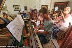 Thomas Lord of Alicedale Farm near Steynsburg is a world-class pianist, and an equally gifted fossil hunter in the Karoo. Yet still a teenager.