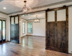 The Rolling Door Gallery - This Door was installed by Millwork and More in Mt Juliet, Tennessee