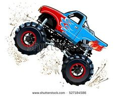 Monster Truck Truck Pinterest Monster Trucks Cars Toons And
