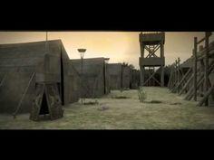 Campamento Romano 3D. Virtual Roman Camp. #3D #Virtual #VideosRoma