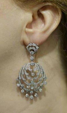 Diamond Studs, Diamond Jewelry, Diamond Earrings, Stud Earrings, Chandelier Earrings, Jewelry Gifts, Jewelery, Fine Jewelry, Sterling Silver Dangle Earrings