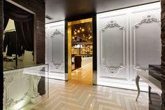 Bright Club Karaoke Rooms в Одессе Lobby Interior, Interior Architecture, Interior Design, Commercial Design, Commercial Interiors, Nightclub Design, Space Interiors, Classic Interior, Modern Interior