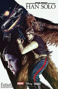 First Look at Marvel's HAN SOLO Comic Series — GeekTyrant