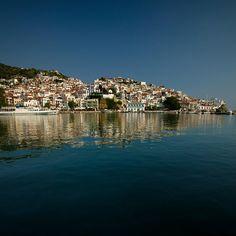 ✯ Skopelos Town - Greece