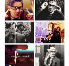 David Tennant wore them first!