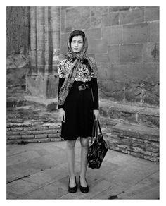 georgian girl photographed by vanessa winship