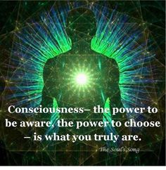 Consciousness... re-pinned by http://Abundance4Me.net