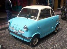 Historia del Dinarg D-200 - autos clasicos - autos argentinos