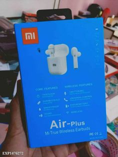 New Mi Airplus True Wireless Earbuds Buy Earphones, Wireless Earbuds, Bluetooth, Sweat Proof