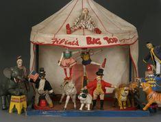 Schoenhut Humpty Dumpty Circus