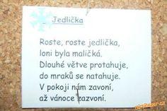 Vánoční básničky Aa School, School Clubs, Projects To Try, Christmas, Crafts, Inspiration, Couple, Literatura, Yule