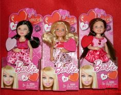 2013 Valentine's Day Chelsea dolls now at Target (Photos) --  A favorite new tradition is back at Target where the cute new assortment of the Valentine's Chelsea dolls are now out on store shelves.